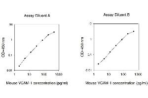 Image no. 1 for Vascular Cell Adhesion Molecule 1 (VCAM1) ELISA Kit (ABIN625185)