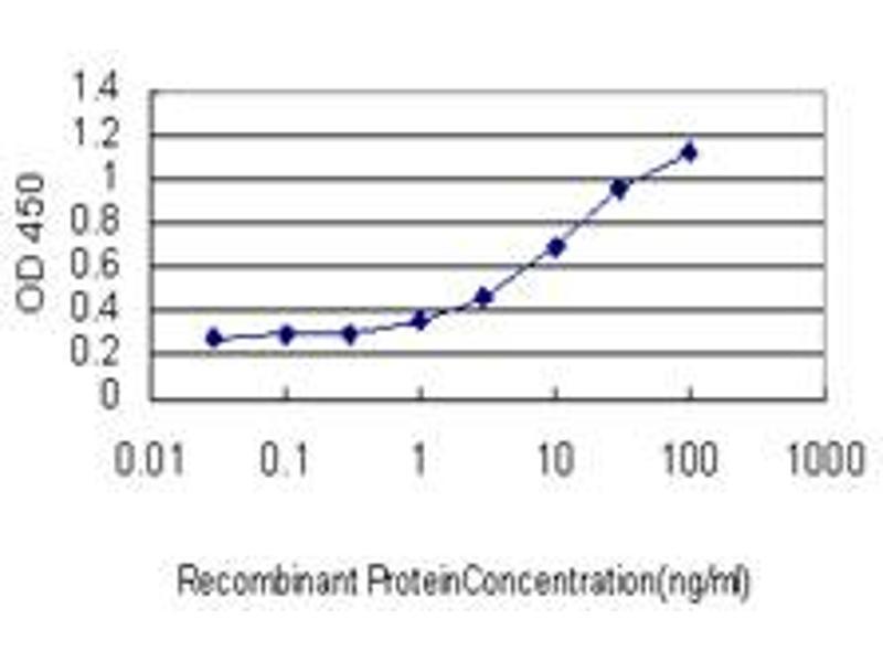ELISA image for anti-CNDP Dipeptidase 2 (Metallopeptidase M20 Family) (CNDP2) (AA 191-300), (partial) antibody (ABIN527646)