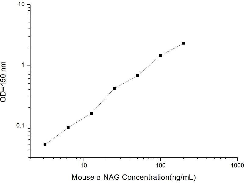 N-Acetylglucosaminidase, alpha (NAGLU) ELISA Kit