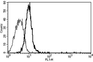 Flow Cytometry (FACS) image for anti-Interleukin 6 Signal Transducer (Gp130, Oncostatin M Receptor) (IL6ST) antibody (ABIN1105849)