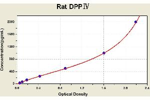 Image no. 1 for Dipeptidyl-Peptidase 4 (DPP4) ELISA Kit (ABIN1114646)