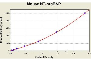 Image no. 2 for Pro-Brain Natriuretic Peptide (proBNP) ELISA Kit (ABIN1116119)