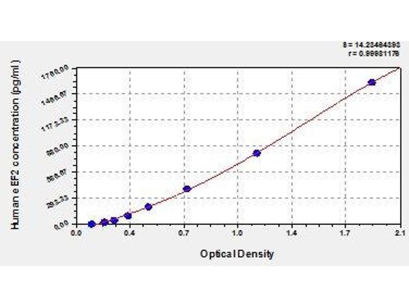 Eukaryotic Translation Elongation Factor 2 (EEF2) ELISA Kit