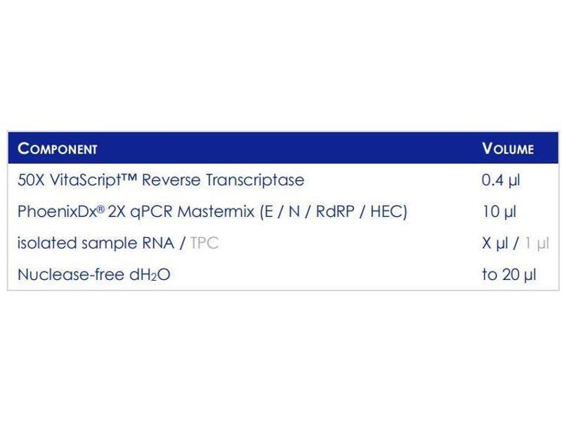 Image no. 2 for PhoenixDx® 2019-nCoV RNA Detection Kit (ABIN6952137)