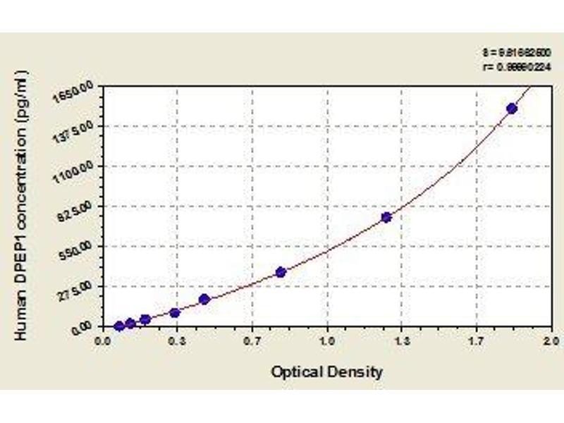 Dipeptidase 1 (Renal) (DPEP1) ELISA Kit