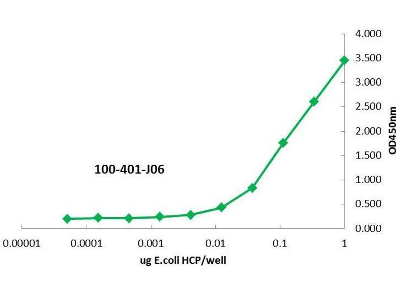 Image no. 2 for anti-LMW Host Cell Proteins (LMW HCP) antibody (ABIN5596744)