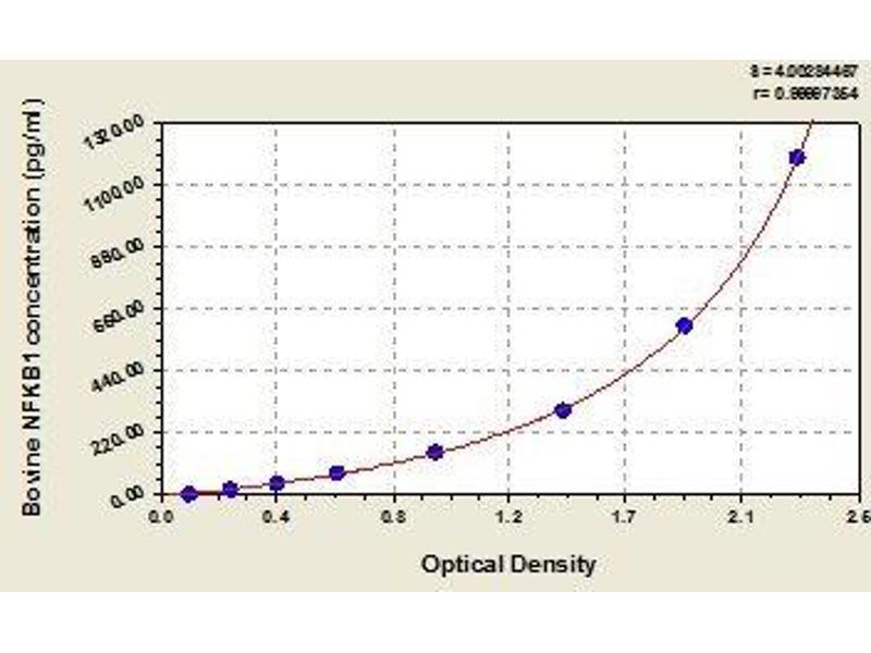 Nuclear Factor of kappa Light Polypeptide Gene Enhancer in B-Cells 1 (NFKB1) ELISA Kit