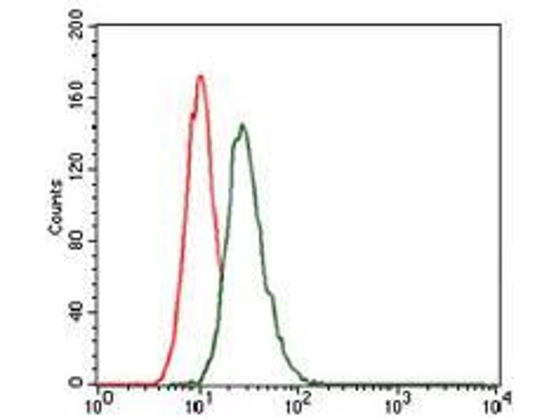 Flow Cytometry (FACS) image for anti-Low Density Lipoprotein Receptor-Related Protein 5 (LRP5) antibody (ABIN969535)