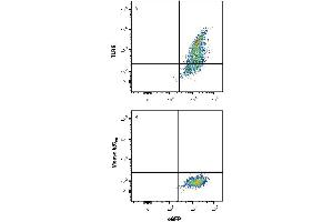 Flow Cytometry (FACS) image for anti-Toll-Like Receptor 8 (TLR8) (AA 27-827) antibody (ABIN4900051)