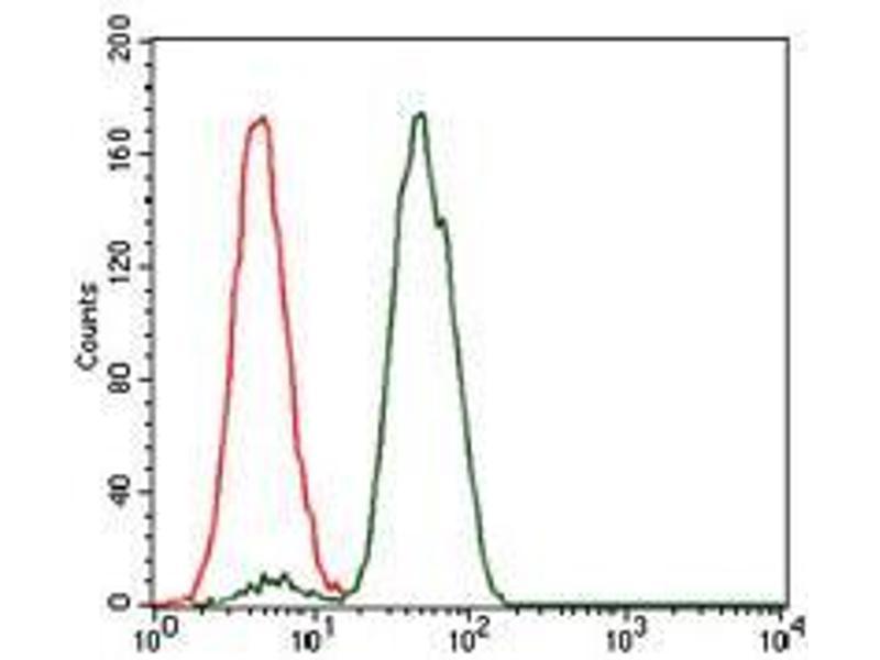 Flow Cytometry (FACS) image for anti-NCK Adaptor Protein 1 (NCK1) antibody (ABIN4880888)