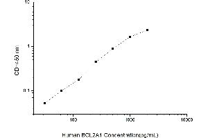 Image no. 1 for BCL2-Related Protein A1 (BCL2A1) ELISA Kit (ABIN5519158)