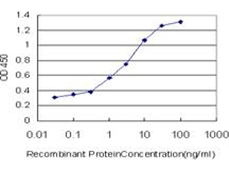 ELISA image for anti-Calcium/calmodulin-Dependent Protein Kinase Kinase 2, beta (CAMKK2) (AA 1-130) antibody (ABIN524083)
