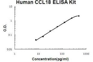 Image no. 1 for Chemokine (C-C Motif) Ligand 18 (Pulmonary and Activation-Regulated) (CCL18) ELISA Kit (ABIN1672771)