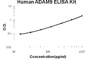 Image no. 1 for ADAM Metallopeptidase Domain 9 (ADAM9) ELISA Kit (ABIN2859343)
