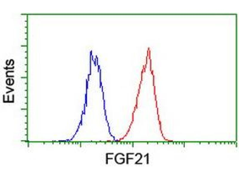 image for anti-Fibroblast Growth Factor 21 (FGF21) (AA 29-209) antibody (ABIN1491337)