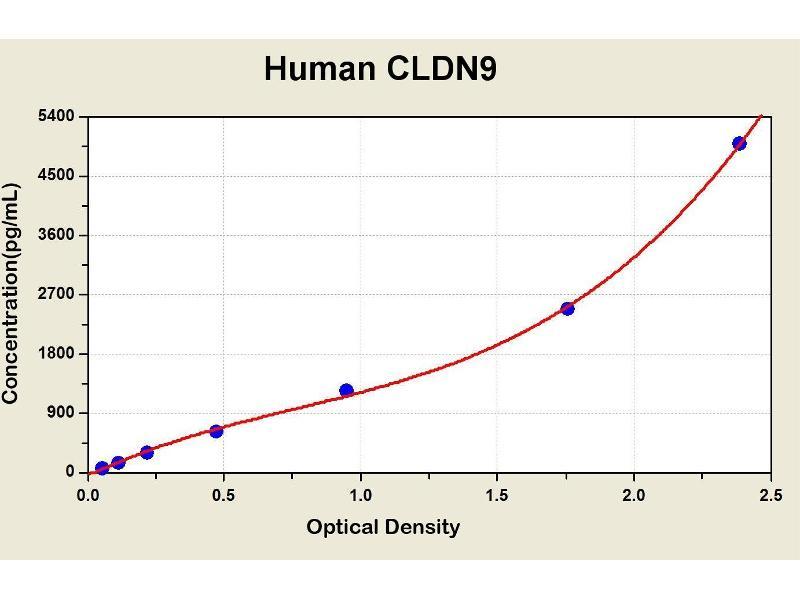 Claudin 9 (CLDN9) ELISA Kit