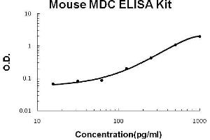 Image no. 1 for Chemokine (C-C Motif) Ligand 22 (CCL22) ELISA Kit (ABIN411324)
