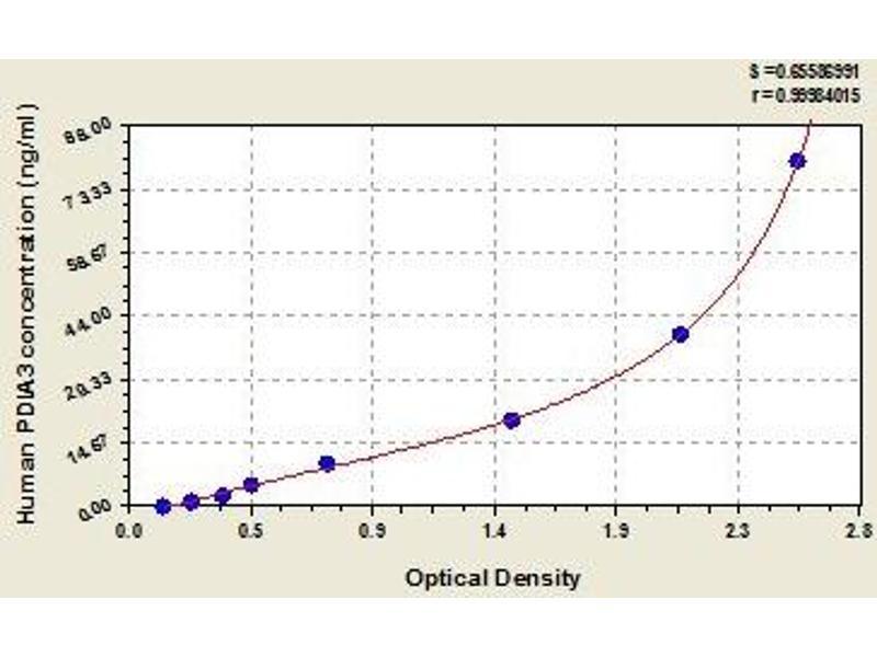 Protein Disulfide Isomerase Family A, Member 3 (PDIA3) ELISA Kit