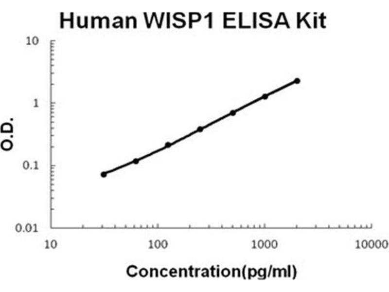 WNT1 Inducible Signaling Pathway Protein 1 (WISP1) ELISA Kit