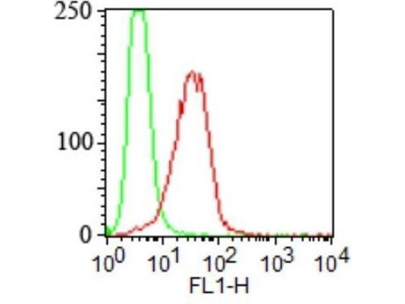 Flow Cytometry (FACS) image for anti-Toll-Like Receptor 4 (TLR4) antibody (ABIN4360113)