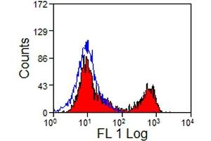 Flow Cytometry (FACS) image for anti-CD8 antibody (CD8a Molecule)  (PE) (ABIN2472474)