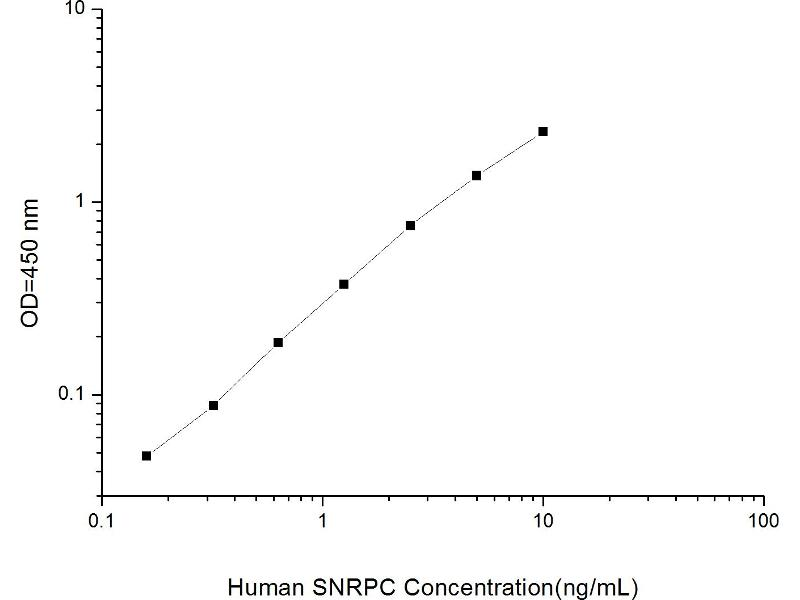 Small Nuclear Ribonucleoprotein Polypeptide C (SNRPC) ELISA Kit