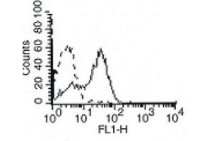 Flow Cytometry (FACS) image for anti-Interleukin 7 Receptor (IL7R) antibody (ABIN786861)