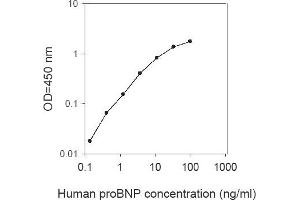 Image no. 1 for Pro-Brain Natriuretic Peptide (proBNP) ELISA Kit (ABIN1979532)