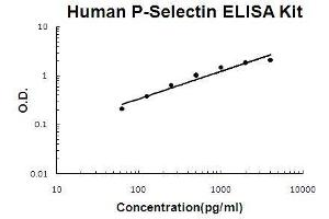 Image no. 1 for Selectin P (Granule Membrane Protein 140kDa, Antigen CD62) (SELP) ELISA Kit (ABIN411351)