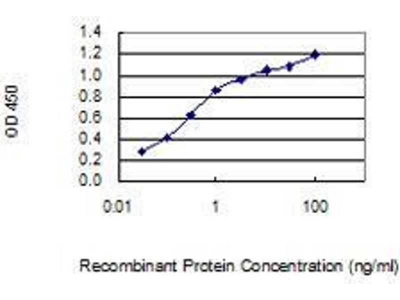ELISA image for anti-Cyclin-Dependent Kinase Inhibitor 1B (p27, Kip1) (CDKN1B) (AA 1-198), (full length) antibody (ABIN4888951)