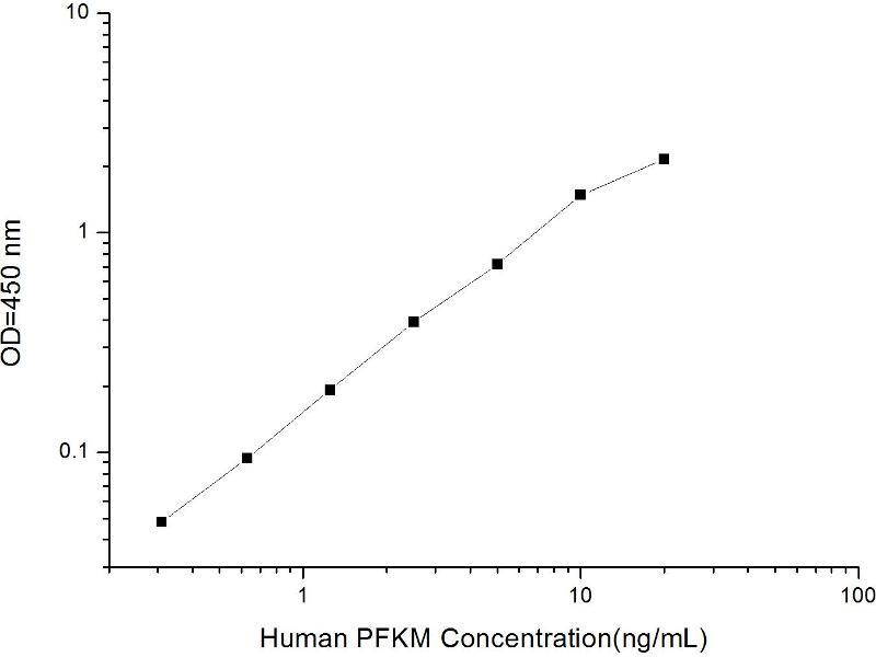 phosphofructokinase, Muscle (PFKM) ELISA Kit (2)