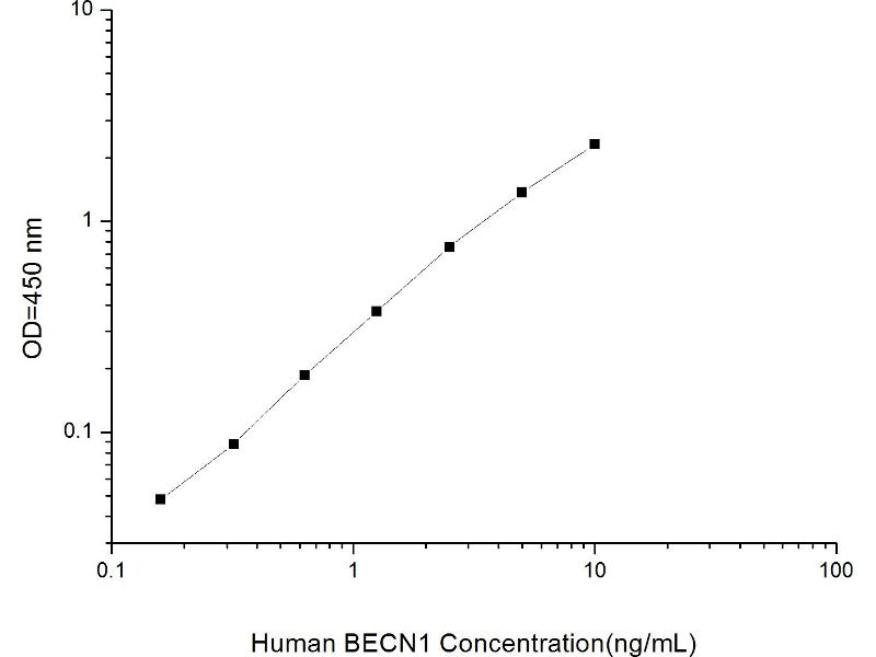 Beclin 1, Autophagy Related (BECN1) ELISA Kit (2)
