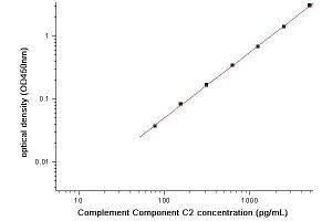 image for Human Complement Component C2 ELISA Pair Set (ABIN2010303)
