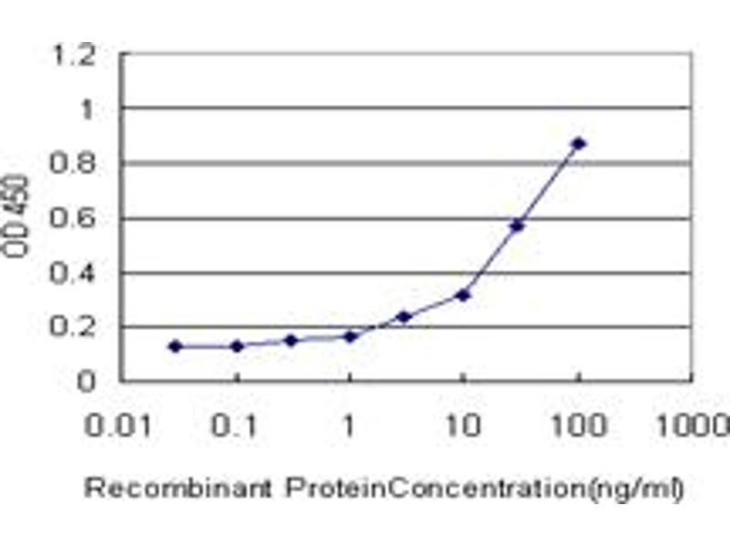 ELISA image for anti-Proteasome (Prosome, Macropain) Subunit, alpha Type, 7 (PSMA7) (AA 1-248), (full length) antibody (ABIN562474)