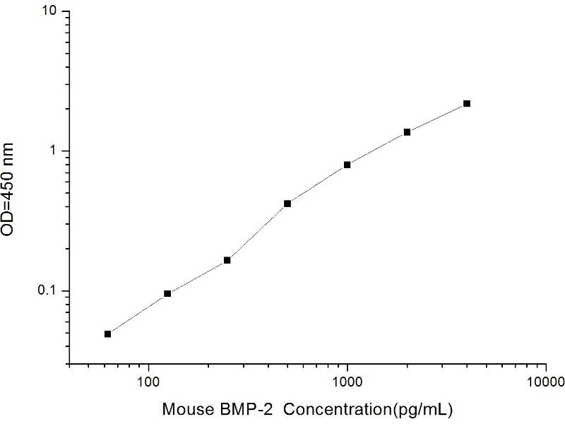 Bone Morphogenetic Protein 2 (BMP2) ELISA Kit (2)
