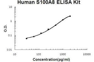 Image no. 1 for S100 Calcium Binding Protein A8 (S100A8) ELISA Kit (ABIN5510716)