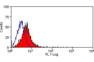 Flow Cytometry (FACS) image for anti-CD80 antibody (CD80) (ABIN2165787)
