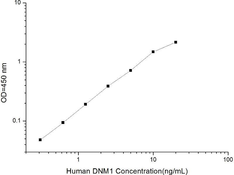 Dynamin 1 (DNM1) ELISA Kit (2)