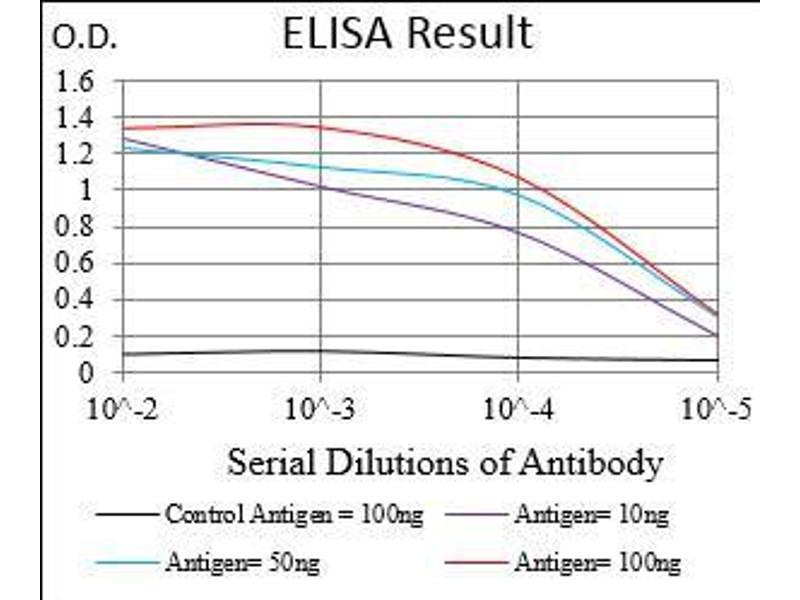 ELISA image for anti-Regulatory Associated Protein of MTOR, Complex 1 (RPTOR) (AA 874-1009) antibody (ABIN1724920)