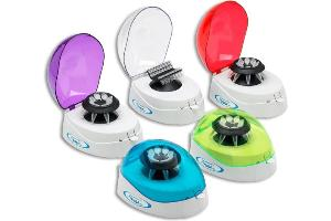 Image no. 2 for myFuge™ Mini Centrifuge (8 places) (blue) (EU plug) (ABIN6279987)