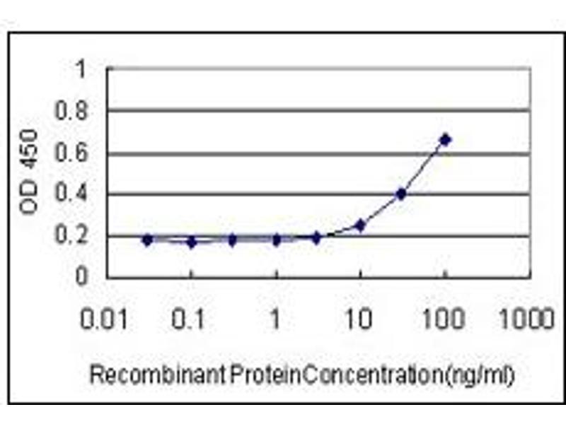ELISA image for anti-Fibroblast Growth Factor 1 (Acidic) (FGF1) antibody (ABIN781862)