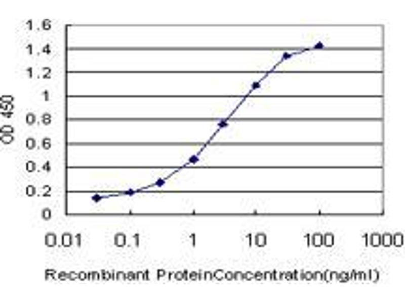 Immunohistochemistry (IHC) image for anti-E2F Transcription Factor 4, P107/p130-Binding (E2F4) (AA 211-301) antibody (ABIN394384)