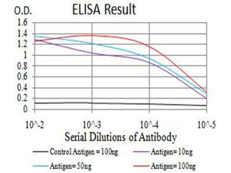 ELISA image for anti-Paired Box 6 (PAX6) (AA 1-122) antibody (ABIN5542664)