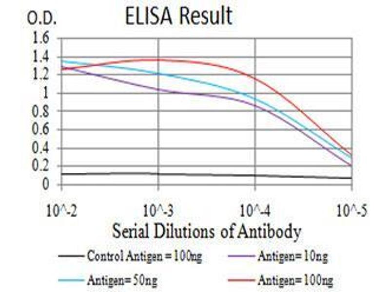 ELISA image for anti-Paired Box 6 (PAX6) (AA 1-122) antibody (ABIN4880927)
