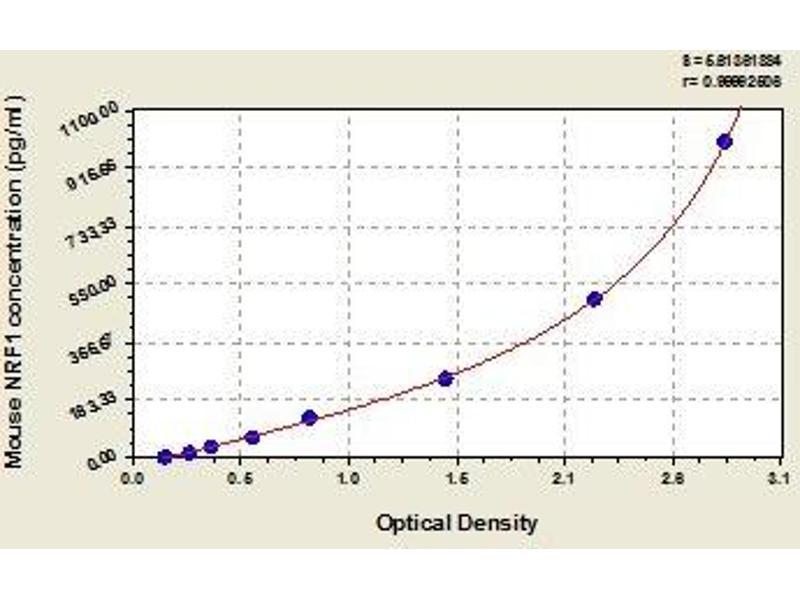 Nuclear Respiratory Factor 1 (NRF1) ELISA Kit