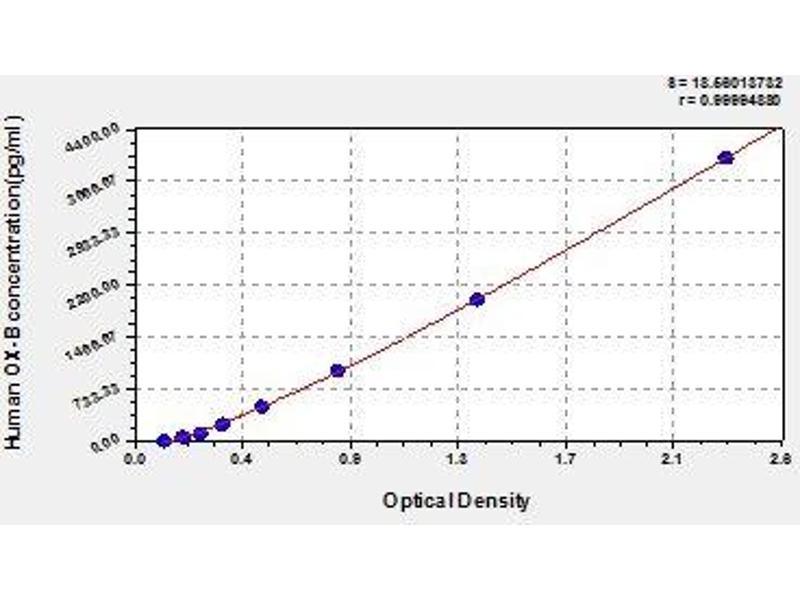 Orexin B (OXB) ELISA Kit