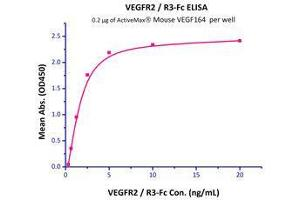 Image no. 2 for Vascular Endothelial Growth Factor (VEGF) (AA 27-190) (Active) protein (ABIN2181901)