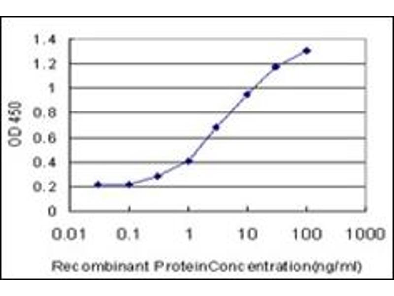 ELISA image for anti-SGK1 antibody (serum/glucocorticoid Regulated Kinase 1) (ABIN781840)