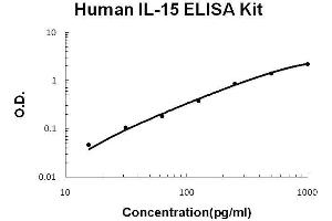 Image no. 1 for Interleukin 15 (IL15) ELISA Kit (ABIN411313)
