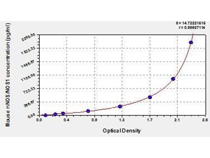 Nitric Oxide Synthase 1, Neuronal (NOS1) ELISA Kit